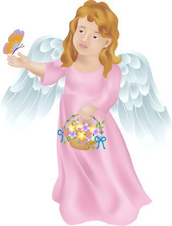 Angel veselja