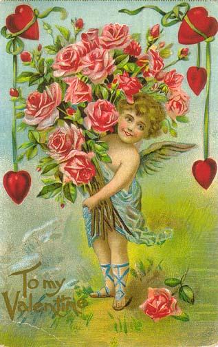 rože valentinovo