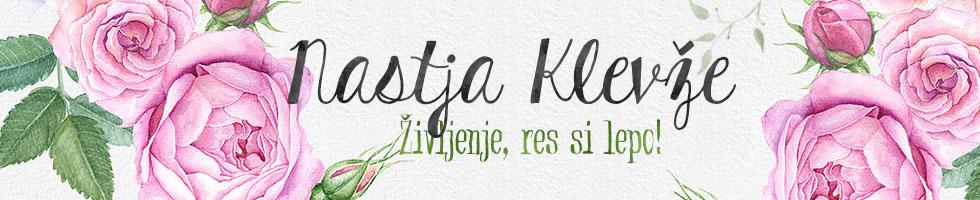 Nastja Klevže – Življenje, res si lepo