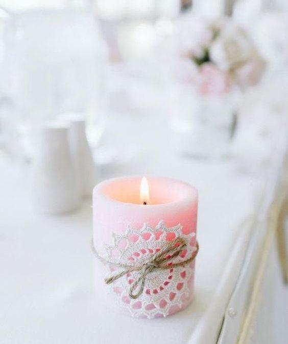 Ljubezenski ritual s svečami