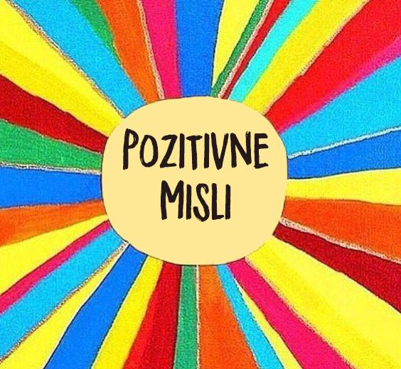 Pozitivne Misli o življenju – Nastja Klevže