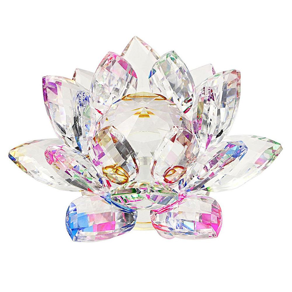 Lotos - kristalni cvet -Feng shui