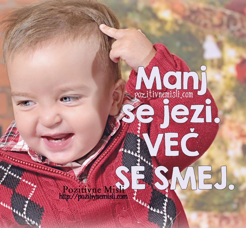 Smej se - lepe misli o nasmehu