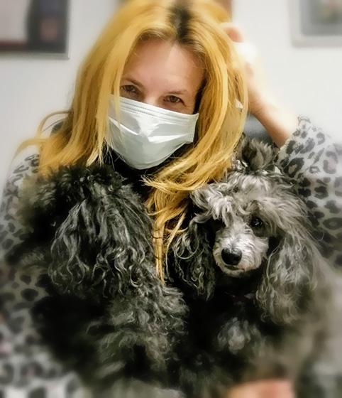 Maska -cistična fibroza- Nastja Klevže